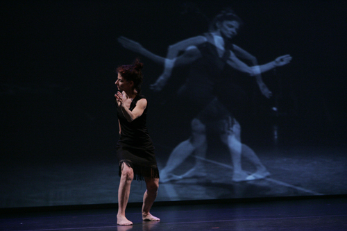 CATHY WEISS DANCE-DTW