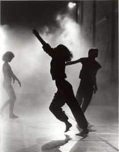 1980 Trisha Brown Opal Loop Photo (c) Harry Shunk