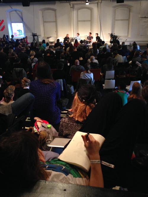 Conference, photo: Stina