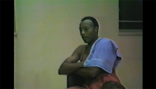 Bill T. Jones, Video still